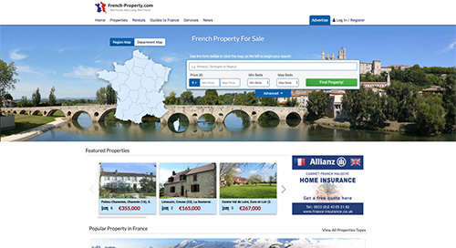 Example Featured Property Listing